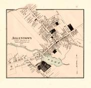 Allentown, Monmouth County 1873