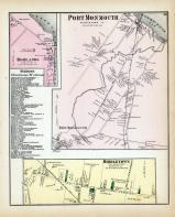 Highlands, Port Monmouth, Middletown, Monmouth County 1873