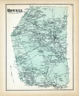 Howell Township, Monmouth County 1873