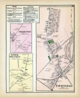 Jerseyville, Lower Squankum, Farmingdale, Monmouth County 1873