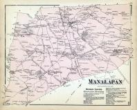 Manalapan Township, Monmouth County 1873