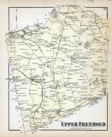 Upper Freehold Township, Monmouth County 1873