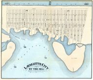 Lavallette City by the Sea, New Jersey Coast 1878
