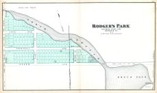 Rodger`s Park, New Jersey Coast 1878