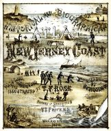Title Page, New Jersey Coast 1878