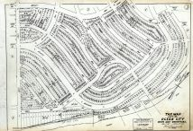 Tax Map 1935, Ocean City 1918 to 1935