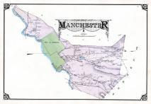 Manchester Township, Paterson City, Passaic River, Passaic County 1877