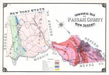 Passaic County - Geological Map