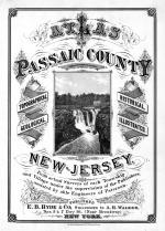 Title Page, Passaic County 1877