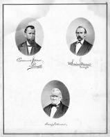 Edward Jones,W. Harrison Sivermore, Issac Johnson