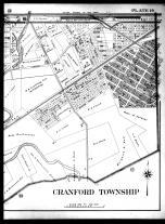 Plate 019 - Cranford Township Right, Union County 1906