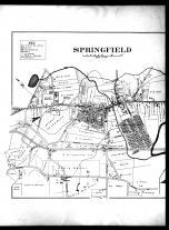 Plate 026 - Springfield Township and Springfield Left, Union County 1906
