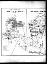Plate 031 - Fanwood Township and Scotch Plains Left, Union County 1906