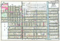 Plate 024 - Tax Districts V and VI - II, Buffalo 1915 Vol 1