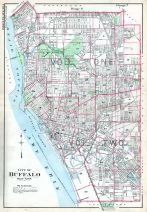 Index Map 1 - Buffalo, Buffalo 1915 Vol 2