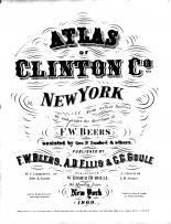 Title Page, Clinton County 1869 Microfilm
