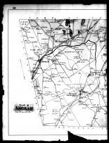 Ancram Township, Ancram, Halstead Station and Boston Corners - Left, Columbia County 1888