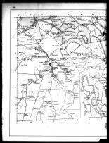 Austerlitz Township, Spencertown and Austerlitz - Left, Columbia County 1888