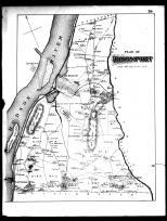Greenport Township, Hudson, Olana, Greendale, Humphreyville and Catskill Station, Columbia County 1888