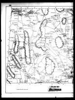 Hillsdale Township, Green River, Harlemville and Hillsdale - Left, Columbia County 1888