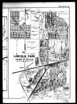 Plate 025 Right - Lincoln Park, Gates, Hilton, Monroe County 1902