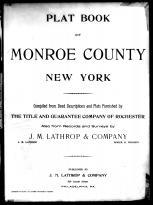 Title Page, Monroe County 1902