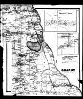 Granby Township, Dexterville, Granby Center P. O., Bowers Corners, and Oswego Falls P.O., Oswego County 1867