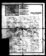 Palermo Township, Vermillion, Jennings Cors., and East Palermo P.O., Oswego County 1867