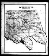 Schroeppel Township, Gilbertsville, Pennelville, Hinmansville and Phoenix P.O., Oswego County 1867