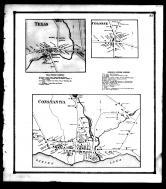 Texas, Colosse and Constantia, Oswego County 1867