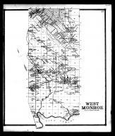 West Monroe Township and Union Settlement, Oswego County 1867