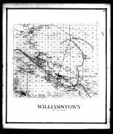 Williamstown Township, Kasoag, Wardville, Maple Hill P.O. and Williamstown P.O., Oswego County 1867