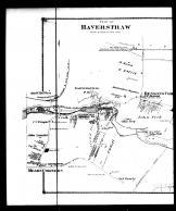 Haverstraw 2 - Left, Samsondale, Bensons Corners, Garnersville P.O. and Meads Corners, Rockland County 1875