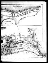 Haverstraw Township - Right, Johnsontown, Garnerville, Theills Corners, Bensons Corners and Samsondale, Rockland County 1875