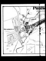 Piermont and Sparkill - Left, Rockland County 1875