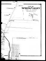 Spring Valley 1 - Right, Theills Corners, Rockland County 1875
