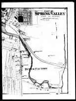 Spring Valley 2 - Right, Dutch Factory, Rockland County 1875
