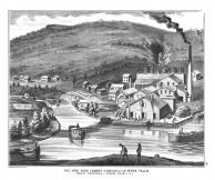 New York Cement Company at Le Fever Falls