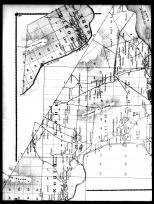 Chester Township, North Gore, South Gove, Pottersville, Chestertown and Starbuckville - Above, Warren County 1876