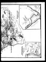 Horicon Township, Adirondack, Horicon and South Horicon - Below, Warren County 1876