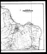 Johnsburgh Township, North River, North Creek P.O. and Weavertown P.O. - Right, Warren County 1876