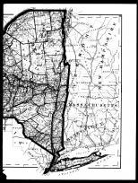 New York State Map Right, Warren County 1876