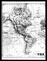 The World Map Left, Warren County 1876
