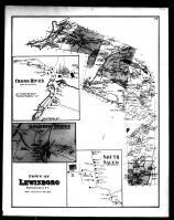 Lewisboro Township, Cross River, Goldens Bridge and South Salem, Westchester County 1872
