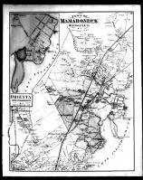 Mamaroneck Township, Orienta, Chatsworth and Ryeneck, Westchester County 1872