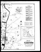North Tarrytown, Tarrytown and Glenville - Right, Westchester County 1872