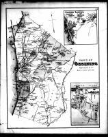 Ossining Township, Croton Landing and Spata, Westchester County 1872
