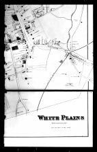 White Plains - Below Right, Westchester County 1872