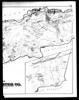 East Chester Township Right, Westchester County 1881