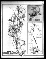 Westchester County 1881 New York Historical Atlas